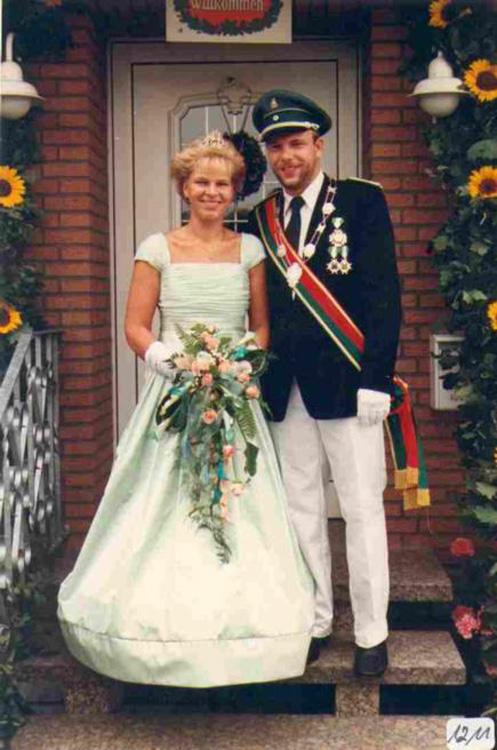 1991 Bernfried Rübbelke - Ehefrau Anette