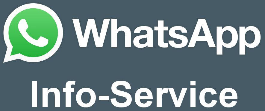 WhatsApp Info-Service